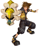 Sora Guard Form KHIII