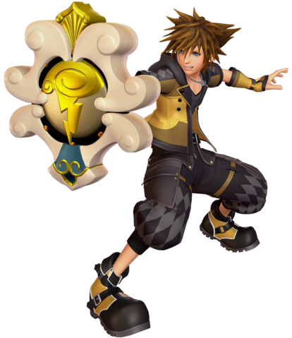 File:Sora Guard Form KHIII.png
