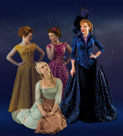 File:Cinderella with stepmother and stepsisters.PNG