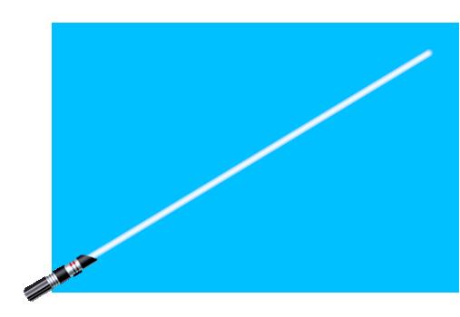 File:Lightsaber blue.png
