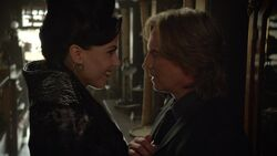 Once Upon a Time - 6x02 - A Bitter Draught - Gold and the Evil Queen