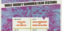 Walt Disney Summer Film Festival