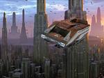 StarSpeeder1000 Coruscant
