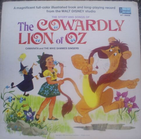 File:The Cowardly Lion of Oz.jpg