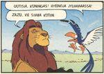 Zazu-comics