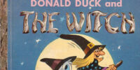Donald Duck and the Witch