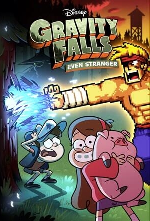 File:Gravity Falls- Even Stranger DVD Cover.jpg