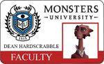 Dean-hardscrabble-faculty-id-card