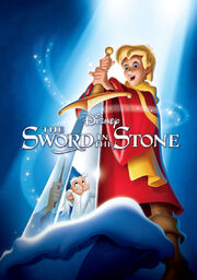 The Sword in the Stone promotional image
