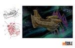 Stormy Night in a Dark Nebula 8