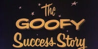 The Goofy Success Story