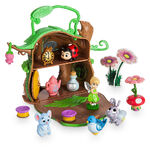 Disney Animators' Collection Littles Tinker Bell Micro Doll Play Set
