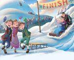 Frozen Spring Fever 3