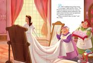Belle's fitting