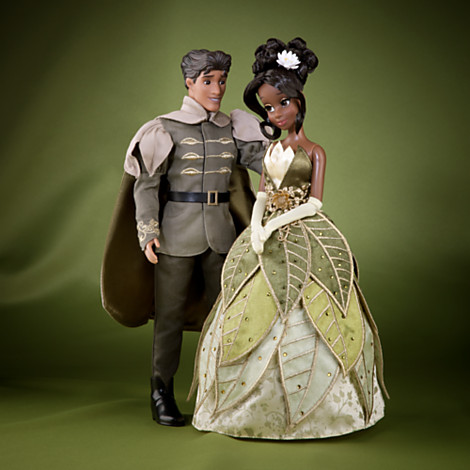 File:Disney Fairytale Designer Collection - Tiana and Naveen Dolls.jpg