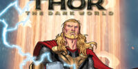 Thor: The Dark World Movie Storybook