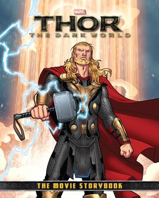 File:Thor The Dark World Movie Storybook Cover.jpg
