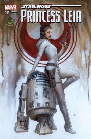 File:315px-Star Wars Princess Leia Vol 1 1 Comicon Variant.jpg