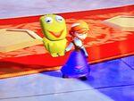 Disney Inifinity Townsperson Costume Kermit 02
