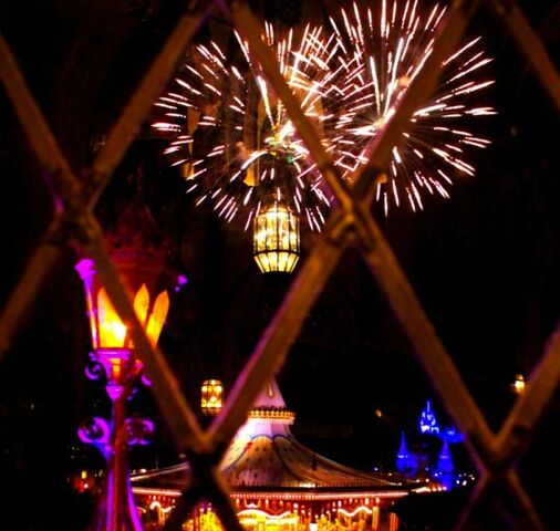 File:View-of-fireworks-with-beasts-castle-cinderellas-royal-table-600x600.jpg