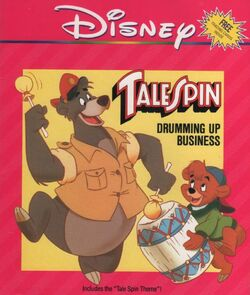 TaleSpin Drumming Up Business
