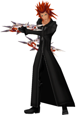 File:Axel (Idle Render) KHII.png