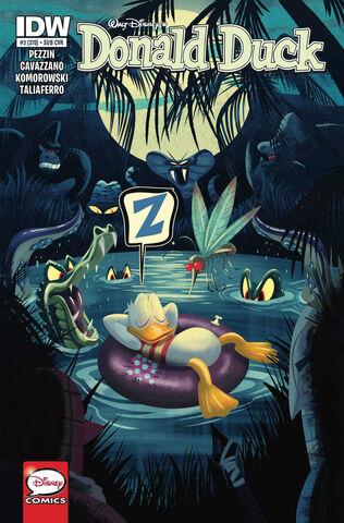File:Donald Duck Comic 3 Cover 1.jpg