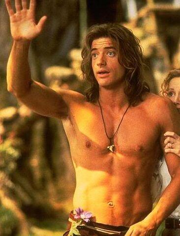 File:George of the Jungle Waving.jpg