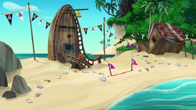 File:Jake-and-the-never-land-pirates- Shipwreck Beach.jpg