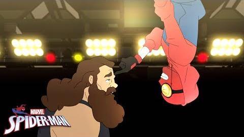 Series Premiere Marvel's Spider-Man Disney XD