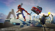 Spiderman Toybox I