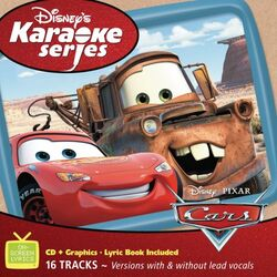 Disneys karaoke series cars