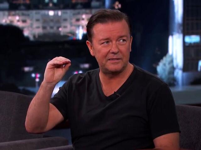 File:Ricky Gervais on Jimmy Kimmel Live March 5, 2014.jpg