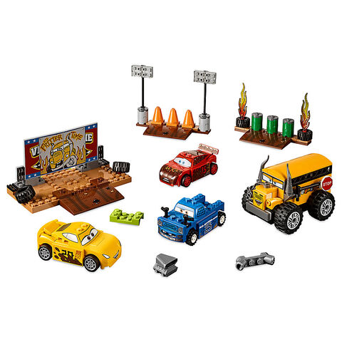File:Thunder Hollow Crazy 8 Race Playset by LEGO Juniors - Cars 3.jpg