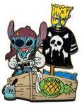 Disney Auctions - Stitch Pirates of the Caribbean (Jumbo)