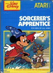 Sorcerer's Apprentice Atari 2600