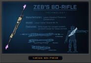 Zeb's Bo-Rifle Diagram