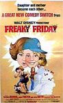 Freaky Friday 1976 Poster