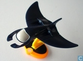 Manta Jet Toy