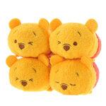 Pooh Facial Expressions Tsum Tsum Mini