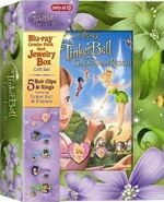 Tinkerbell and the Great Fairy Rescue Gift Set Target $26 99