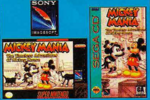 Mickey Mania - Early Covers