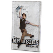Disney on Broadway Newsies The Musical Magnet