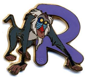 File:Japan Disney Mall - Disney Character Alphabet Framed Set (R - Rafiki).jpeg