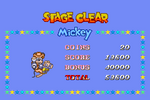 Disney's Magical Quest 2 Starring Mickey and Minnie Stage Clear 3