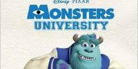 Monsters University: The Junior Novelization