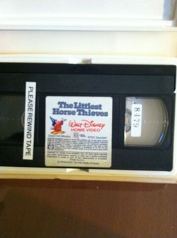 File:The littlest horse thieves tape.jpg