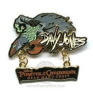 Davy Jones Pin