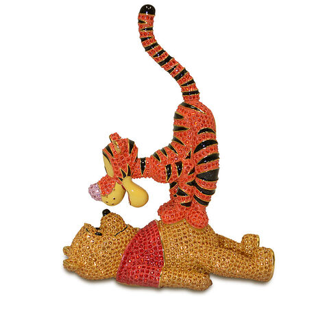 File:Winnie the Pooh and Tigger Figurine by Arribas Brothers.jpg
