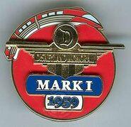 Mark 1 Pin